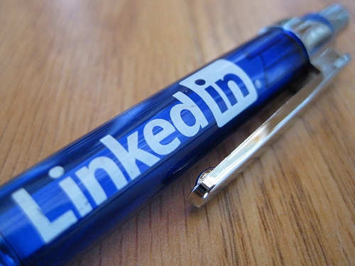 How to build up your network on linkedin